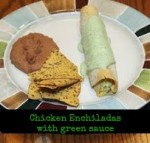 Chicken Enchiladas 2
