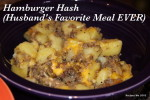 Hamburger Hash