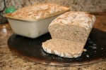 Flaxseed Oat Bread