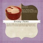 Frosty Paws