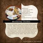 Monterrey Chicken
