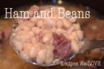 Crockpot White Beans