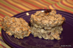 Healthy Banana Oatmeal Bites