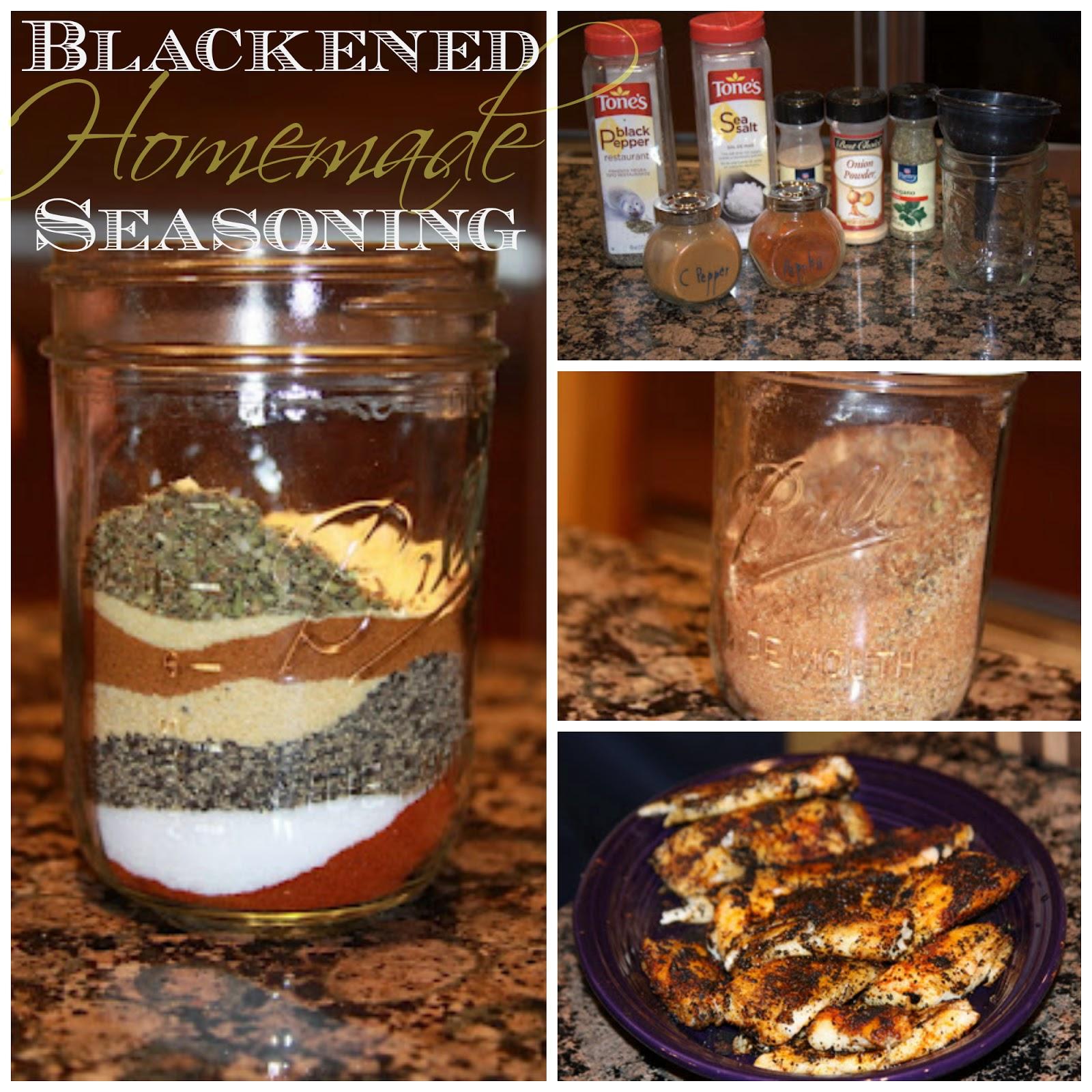 Blackened seasoning recipes we love for Blackened fish seasoning