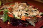 Chicken and Pistachio Salad