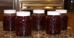 Mixed Berry Jam (strawberry & blackberry)