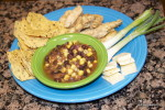 Black Bean, and Corn Salsa