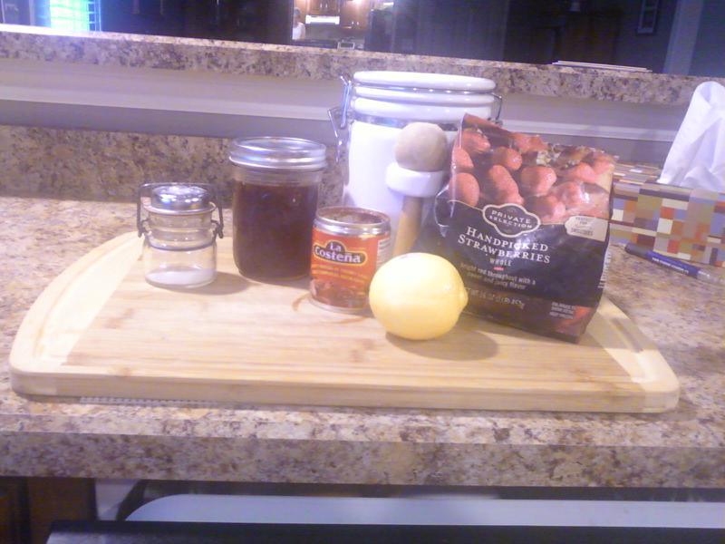 Strawberry Chipotle Jam Recipes — Dishmaps