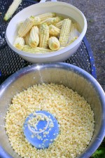 Canning Corn — in a Pressure Canner