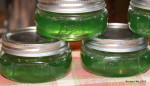 Mint Jelly — Canning Water Bath