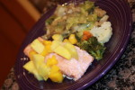 Pineapple & Mango Salmon
