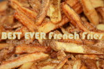 Grandpa's BEST EVER French Fries