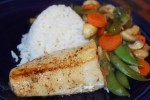 Easy Mahi Mahi —20 minute meal
