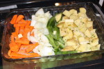Oven Rosted Veggies