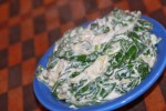 Cream Cheese Spinach