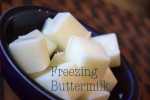 Freezing Buttermilk