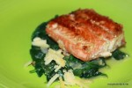 Garlic and Soy Salmon