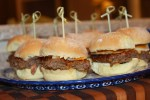 Bacon BBQ Sliders