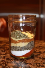 Home Made Blackened Seasoning… Gluten Free too