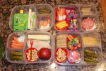 Packing FUN and HEALTHFUL lunches for your kids