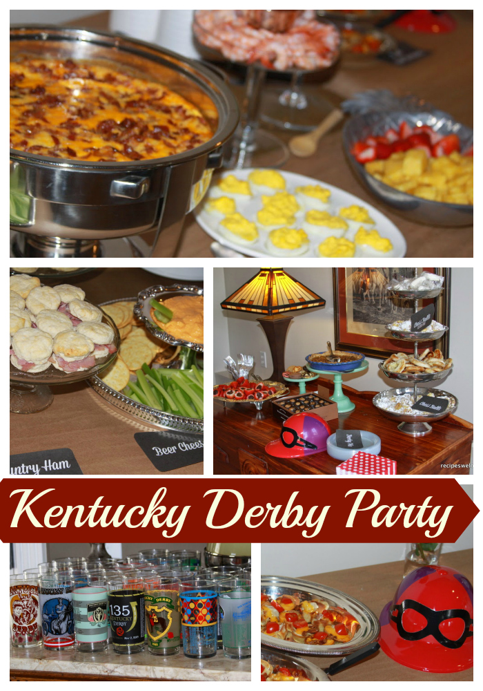 Kentucky Derby Party Recipes We Love